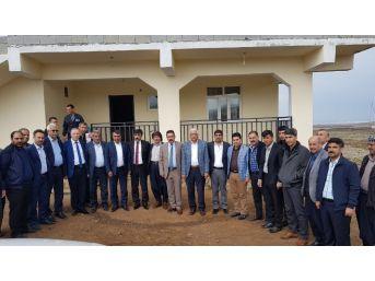 Ak Parti Bağlar İlçe Başkanı Gezer, Köy Köy Geziyor