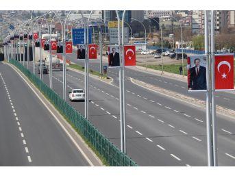 Diyarbakır, Cumhurbaşkanı Erdoğan'a Hazırlanıyor