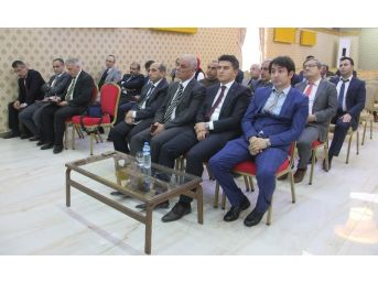 Elazığ'da Ab-udyk Toplantısı Yapıldı