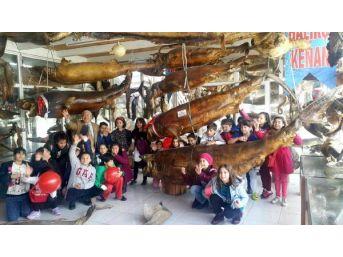 Çocuklar Bu Müzeyi Çok Sevdi