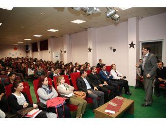 Spor Spikeri Emre Tilev'den Öğrencilere Tavsiyeler