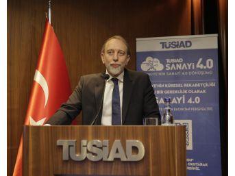 Tüsiad, Sanayi 4.0 Günlerinin İlkini Gerçekleştirdi