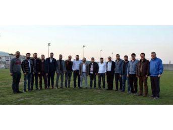Bucaspor'da Birikmiş Maaş Ve Primler Ödendi