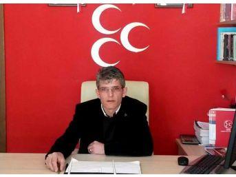 Mhp Çeşme İlçe Başkanı Evci Istifa Etti