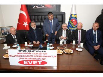 Ak Parti Kayseri Milletvekili Taner Yıldız,