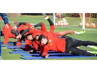Kayserispor Antalyaspor'a Kilitlendi...