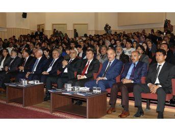 Tübitak 48. Lise Öğrencileri Arası Proje Yarışması Ödül Töreni Yapıldı