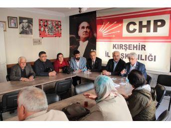 """Chp İzmir Milletvekili Ali Yiğit: """"cumhuriyetin Kazanımları Önemlidir"""""""