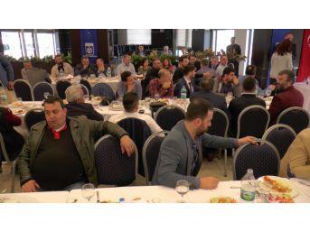 Başkan Karaosmanoğlu, Gebze Basını İle Buluştu