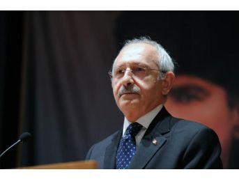 Kılıçdaroğlu: Türkiye Cumhuriyeti'ni Seçimle Gelmeyenlerin Temsil Ettiği Dönemler Darbe Dönemidir (4)