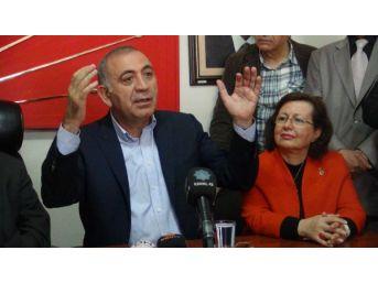 Chp'li Tekin, Cumhurbaşkanı'nın Çadır Ziyaretine: ''bizim Hoşgörü Ve Sevgiye Ihtiyacımız Var''