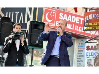 Soylu: Avrupa, Türkiye'yi Ayrıştırarak Terbiye Etmeye Çalışıyor (2)