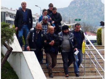 Cesedi Yanmış Halde Bulunun Kadının Ölümüyle İlgili Oğlu Tutuklandı