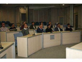 Adapazarı Belediyesinde Personele Oryantasyon Eğitimi