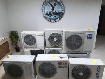 Klima Motoru Çalan Hırsız Polise Yakalandı