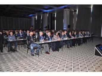 Trabzon'da 'teknoloji Buluşmaları' Toplantısı...