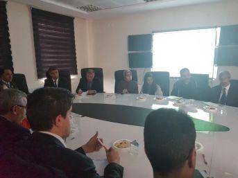 Bitlis'te Tamp 2017 İl Genel Toplantısı Yapıldı