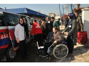 Çiftlikköy'De Özel Hastanede Korkutan Yangın