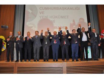 """Bakan Bozdağ: """"türkiye'nin Bekası İçin Mevcut Sistemin Değiştirilmesi Şart"""""""