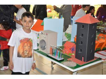 Yozgat'ta Öğrenciler Hünerlerini Sergiledi