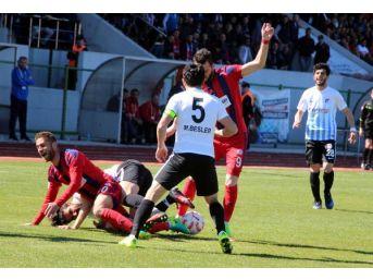 Zonguldak Kömürspor-Keçiörengücü: 0-0