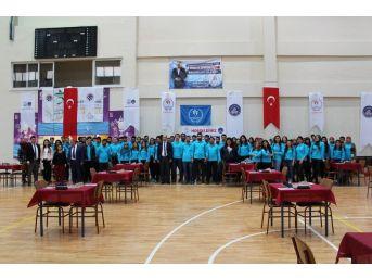 34. Türkiye Satranç Şampiyonası Afyonkarahisar'da Başladı