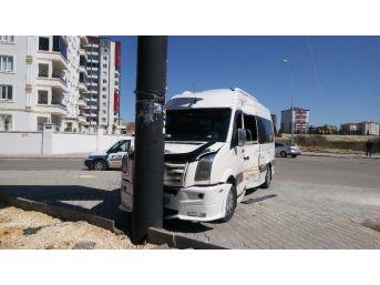 Gaziantep'te Trafik Kazası: 8 Yaralı