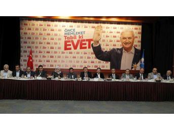 Ak Parti İstanbul İl Başkanı Temurci: