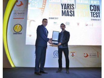 Saü Öğrencilerinden İkincilik Ödüllü Kısa Film