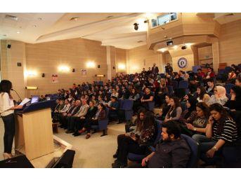 Uşak Üniversitesi Tıp Fakültesi Kanser Haftası Etkinliği