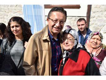 Altındağ Belediye Başkanı Tiryaki, Altınpark Ve Güneşevler Halkıyla Buluştu