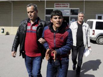 Gaziantep'te Cinayet Şüphelisi Adliyede