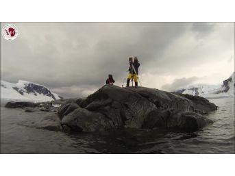 Antarktika'ya Giden Araştırmacılar Deneyimlerini Anlatacak