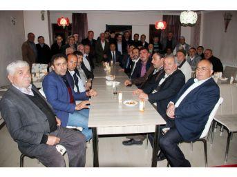 Başkan Arslan, Vatandaşlarla Bir Araya Geldi