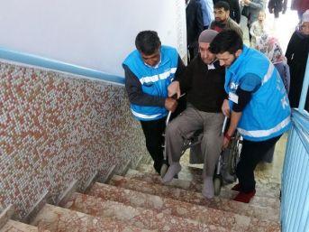 Konya'da Seçmen Referandum Için Sandık Başına Gitti (3)