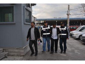 Sivas'ta Dolandırdı, Niğde'de Yakalandı