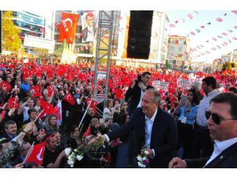 Chp'li İnce: Erdoğan'a Beygirden Düştüğü Için Gazilik Veririz