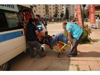 Ambulans Ile Oy Kullanmaya Götürüldü