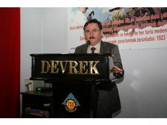 Dtso Konya'ya Tarım Fuarı Gezisi Düzenleyecek