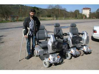 Engelli Vatandaşlara Akülü Araç