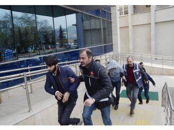 Zonguldak'ta Uyuşturucu Operasyonu: 5 Şüpheli Adliyede