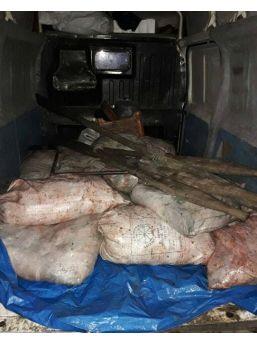 Çıldır Jandarmadan Balık Kaçakçılarına Suç Üstü