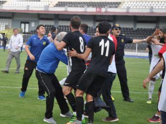 Çine Madranspor-Kuşadasıspor: 0-1