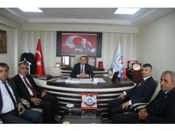 Diyarbakır Gençlik Hizmetlerine Ziyaret