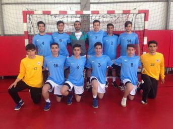 Diyarbakır Spor Lisesi Şampiyon Oldu