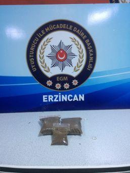Erzincan'da Bonzai Operasyonu