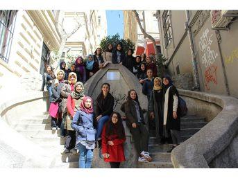 Zeygem'den Gençlere Ücretsiz Gezi Turları