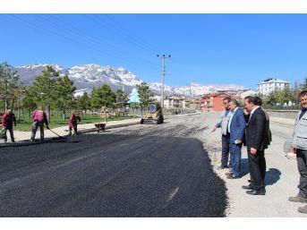 Seydişehir Belediyesi Asfalt Sezonunu Açtı