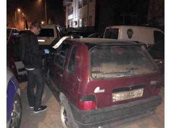 Çalıntı Otomobille Hırsızlık Yapan 3 Çocuk Yakalandı