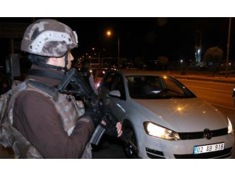 Adıyaman'da 340 Polisle Huzur Operasyonu...